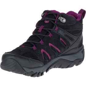 Merrell Outmost MID Vent GTX - Chaussures Femme - rose/noir